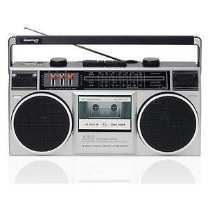 Radio Cassette Player   eBay Portable Radio Cassette Players