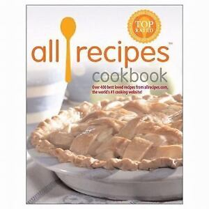 Allrecipes Cookbook 848727002 | eBay