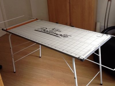Wallpaper Pasting Table with Paste Trough | in Cheadle Hulme, Manchester | Gumtree