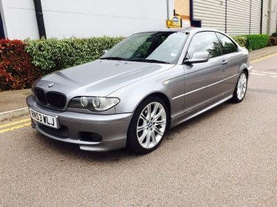 2004/53 BMW 325 CI M SPORT GREY COUPE FULL BMW HISTORY 1 YEAR MOT HPI CLEAR | in Watford ...