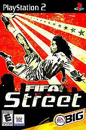 FIFA Street (Sony PlayStation 2, 2005)   eBay
