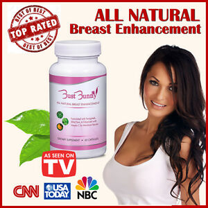 3 MONTH SUPPLY: BUST BUNNY Breast Enhancement/All Natural Breast Pills | eBay