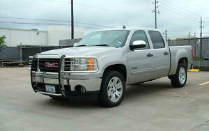 07 14 Chevy Silverado 2500HD   3500HD Chrome Stainless Steel Grill     Image is loading 07 14 Chevy Silverado 2500HD 3500HD Chrome Stainless