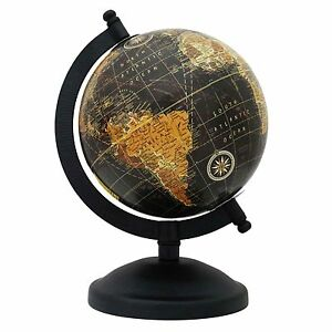 ROTATING WORLD MAP GLOBES TABLE DECOR OCEAN GEOGRAPHICAL EARTH     Image is loading ROTATING WORLD MAP GLOBES TABLE DECOR OCEAN GEOGRAPHICAL