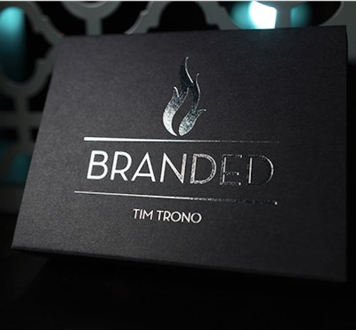 Branded (Gimmicks and Online Instructions) by Tim Trono | eBay