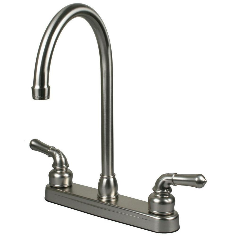 mobile home kitchen faucets