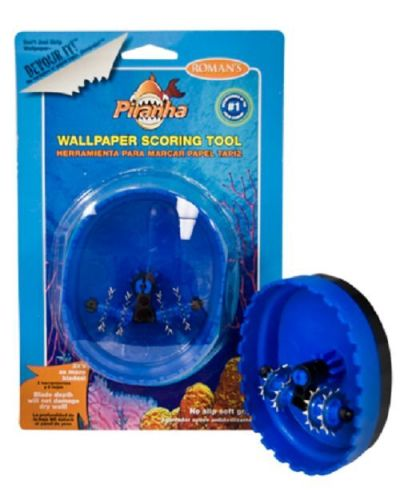 Wallpaper Removal Scoring Tool Piranha | eBay
