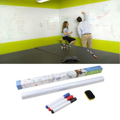 Dry Erase Board Removable Wall Paper Sticker Decal ...