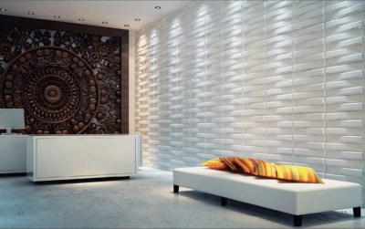 3D Wall Panels Cladding Living Room Bedroom Feature Wall - Block 6m sq 0001 | eBay