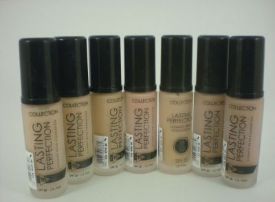 Collection 2000 Lasting Perfection Ultimate Wear Foundation 30ml choose shade | eBay