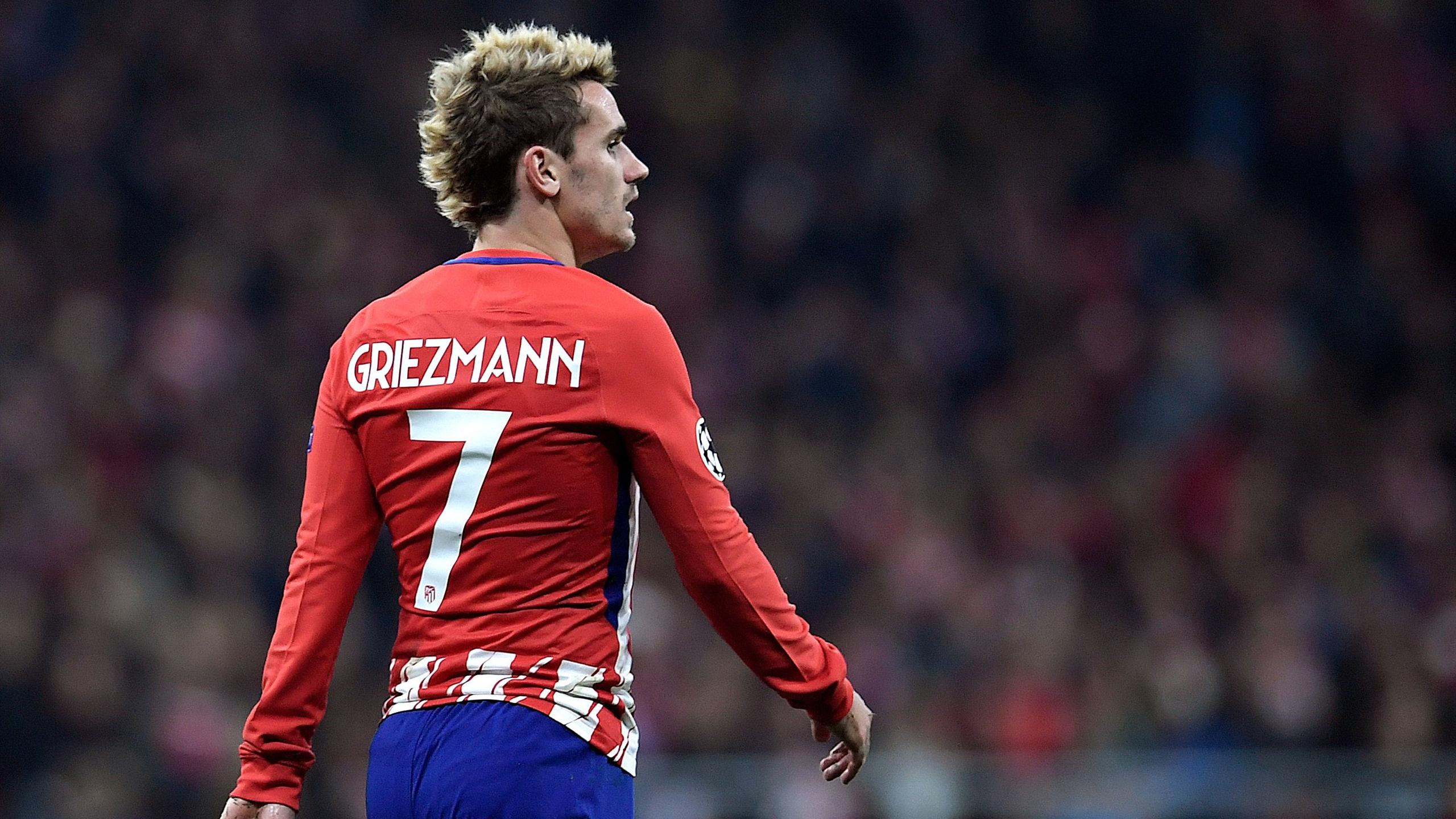 Manchester United target Antoine Griezmann will be allowed to leave     Manchester United target Antoine Griezmann will be allowed to leave  Atletico Madrid  says Simeone   Football   Eurosport UK