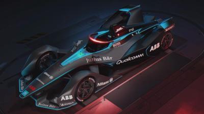 VIDEO - Formula E unveils futuristic new car for 2018/19 season - Video Eurosport UK