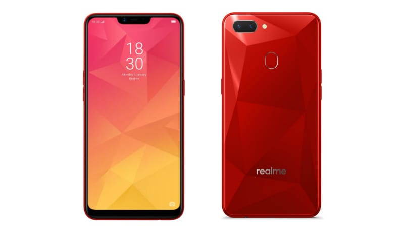 Realme 2 to Go on Sale in India Today for the First Time, via Flipkart | Technology News