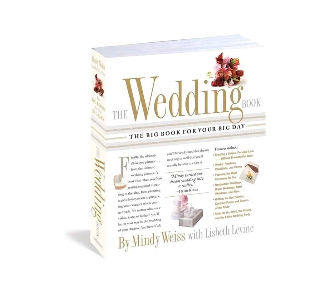 wedding planning n wedding books Wedding Planning What Are The Best Wedding Planning Books