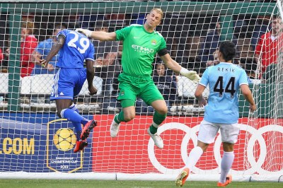 Manchester City Beat Chelsea 4-3 In St Louis Friendly (PICTURES) | HuffPost UK