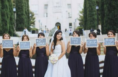 20 Awesome Photo Ideas For Wedding Parties Who Know How To ...