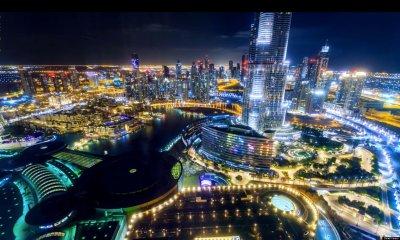 Dubai Time-Lapse Video Makes Middle East City Look Like ...