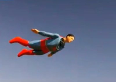 Radio Controlled Superman Takes To The Skies Of San Diego (VIDEO) | HuffPost UK
