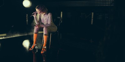 See Photos Of Beyonce Preparing For Her Grammy Performance | HuffPost