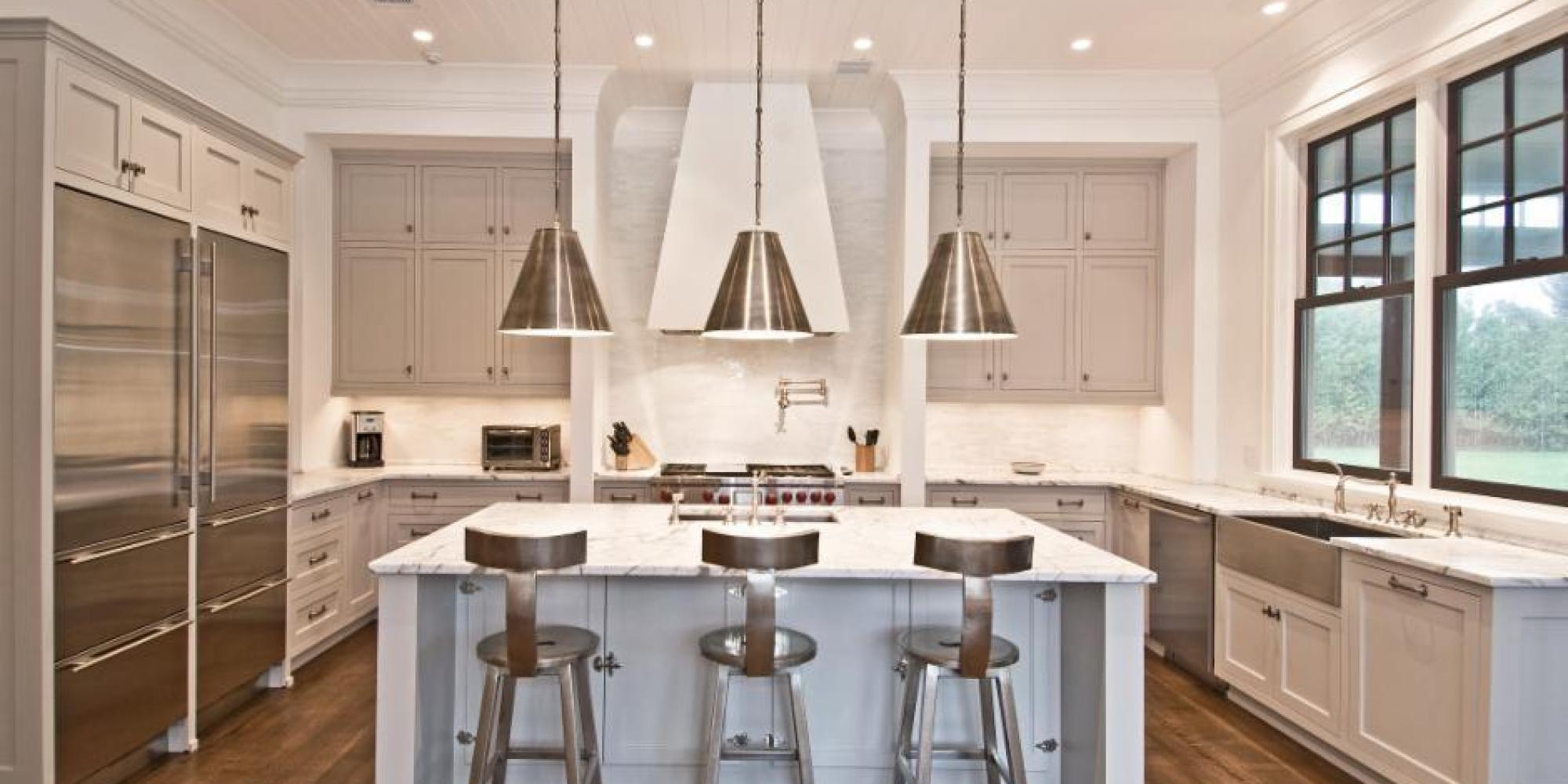 the best paint colors for b light kitchen cabinets