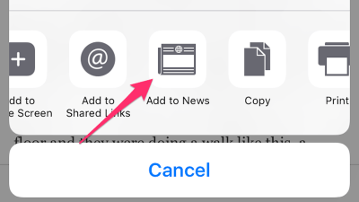 Manually Add RSS Feeds to Apple News