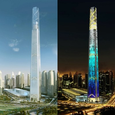 The Sad Fates Of The World's Six Tallest Unfinished Buildings | Gizmodo Australia