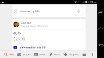 You Can Ask Google Now To Show You Upcoming Bills | Lifehacker Australia