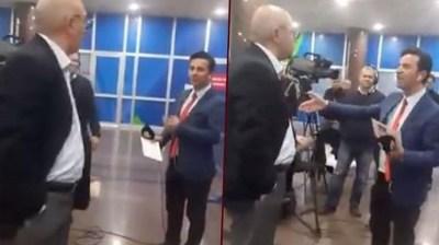 A Haber'e 'Tanal' şoku: Canlı yayını bastı!