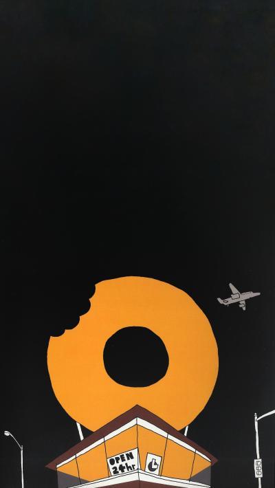 [Mobile Wallpaper] J Dilla - Donuts : HipHopImages