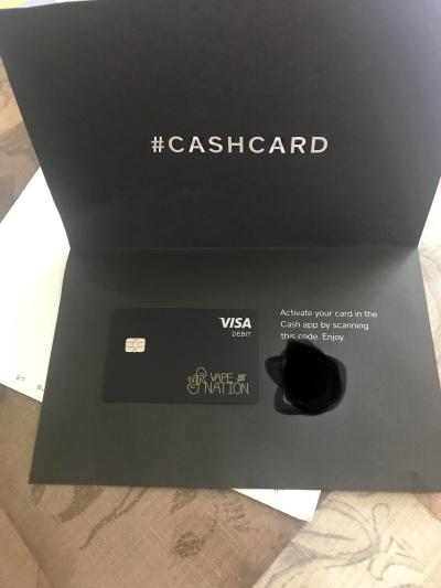 My new cash card. : h3h3productions