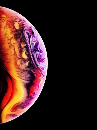Leaked iPhone Xs Wallpaper For iPad Pro 10.5 • Iphone Paradise