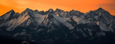 Tatra Mountain Range - Krzysztof Szaro for a 3 monitor 1440p setup? : WallpaperRequests