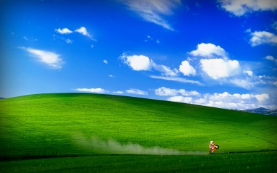 New job advised we can only have generic desktop backgrounds. So far no one has noticed... : gaming