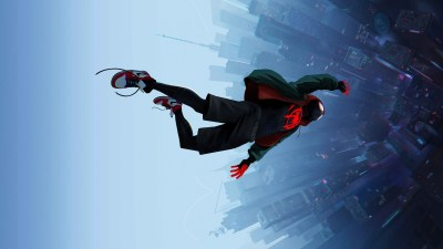 SPIDER-MAN: INTO THE SPIDER-VERSE [7680 × 4320] : wallpapers