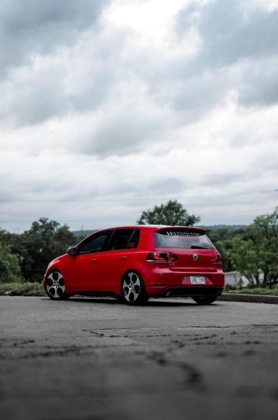 You ever just see a picture of your car and know instantly it's wallpaper worthy : GolfGTI