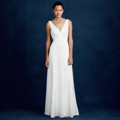 B j crew wedding dress Francoise gown Francoise gown