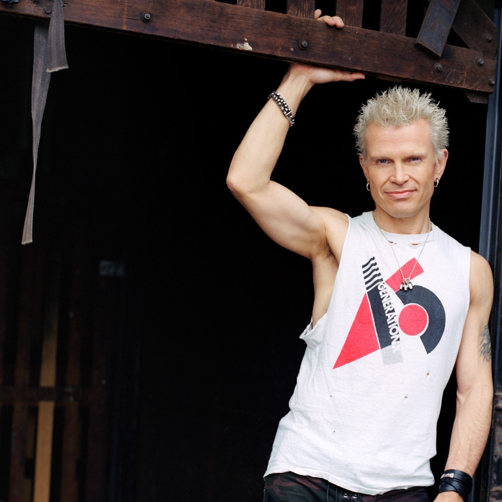 Billy Idol on Spotify