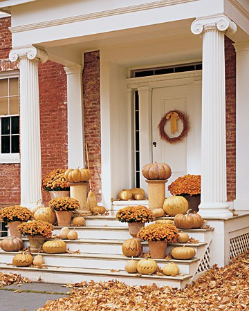 15 Thanksgiving Front Porch Decorating Ideas   Shelterness Thaksgiving Front Porch Decorating Ideas