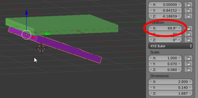 mesh - How to link separate parts of a single bone to different objects? - Blender Stack Exchange