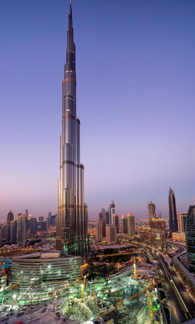 Picture of the Week: The Burj Khalifa | Andy's Travel Blog