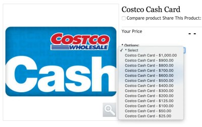 The best card for shopping at Costco is... Citi AT&T Access More? – OUT AND OUT