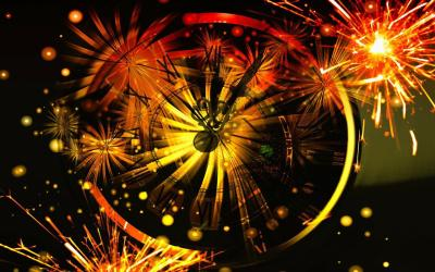Download 20 Happy New Year 2016 Mobile Wallpapers [ Free ]