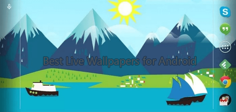 50 Best Free Live Wallpapers for Android - 2018   Android Booth