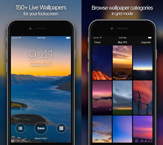 Download and apply 3D Touch Live Wallpapers on your iPhone with these apps - iOS Hacker