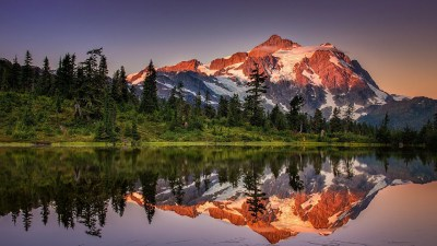 15 Beautiful HD Wallpapers Of Mountains and Rivers