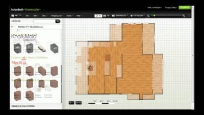 Autodesk Homestyler — Furnish Your Design - YouTube