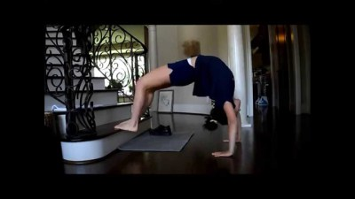 How to do a Bridge Kickover without a spotter! - YouTube