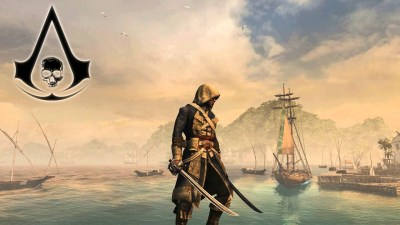 4K Ultra HD Live Wallpaper - Assassins Creed IV Black Flag ...