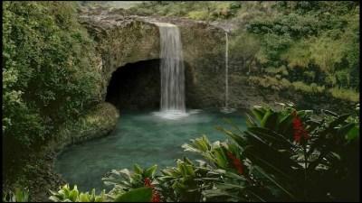 Living Waterfalls 2 Screensaver - YouTube