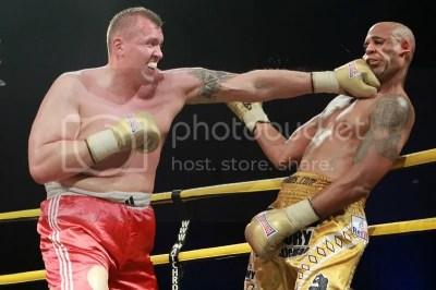 Prizefighter International Heavyweights gallery - BoxRec